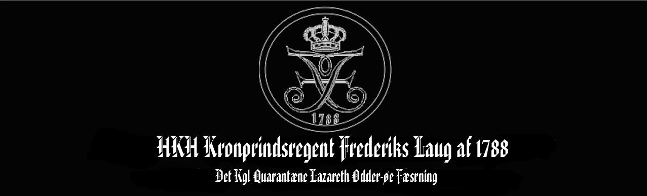HKH Kronprindsregent Frederiks Laug af 1788